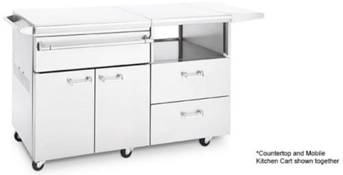 "Lynx Professional Grill Series MKC54 - 54"" Mobile Kitchen Cart"
