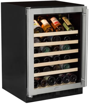Marvel ML24WSG0LS - Left-Hinged Marvel Wine Refrigerator