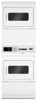 Maytag Commercial Laundry MLE24PRAYW - Front View