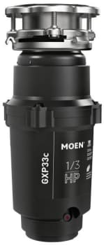 Moen GX Pro GXP33C - 1/3 HP Garbage Disposal