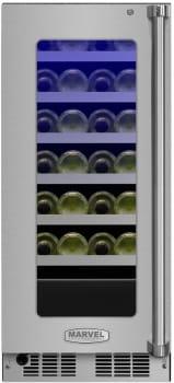 Marvel Professional Series MP15WSF4LP - Marvel 24-Bottle Wine Refrigerator