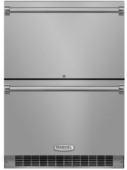 Marvel Professional Series MP24RDS3NS - Stainless Steel
