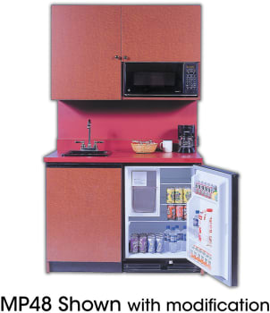 Acme Combo-Serv MP48 - 48 Inches with Options
