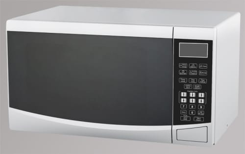 Avanti MT09V0W - Model MT09V0W - 0.9 Cu. Ft. Touch Microwave - White
