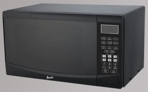 Avanti MT09V1B - Model MT09V1B - 0.9 Cu. Ft. Touch Microwave - Black