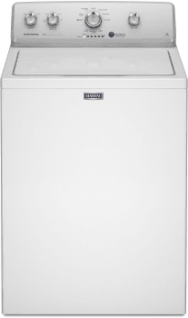Maytag Heritage Series MVWC215EW - Front View