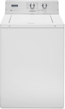 "Maytag Heritage Series MVWP475EW - 27.5"" Top Load Washer with 3.6 cu. ft. Capacity"
