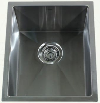 Nantucket Sinks Pro Series SR1815 - Bar/Prep Sink from Nantucket