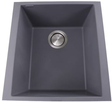 Nantucket Sinks Plymouth Collection PR1716TI - Titanium