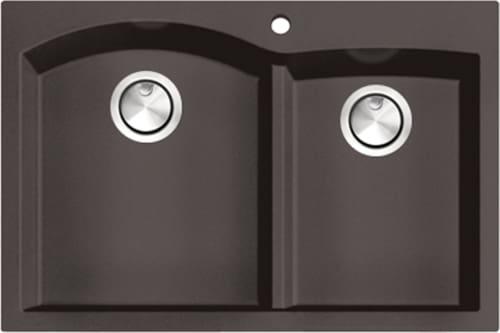 Nantucket Sinks PR6040TI 33 Inch Dual-Mount Kitchen Sink with 2 ...