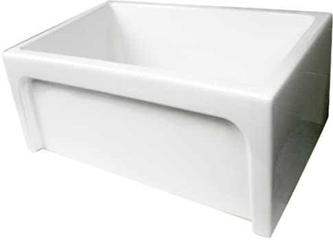 Nantucket Sinks Cape Collection Chatham CHATHAM24 - Farmhouse Apron Sink from Nantucket