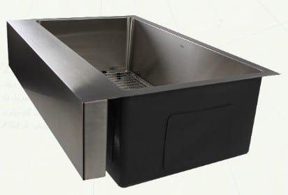 Nantucket Sinks Pro Series EZAPRON33 - Farmhouse Apron Sink from Nantucket