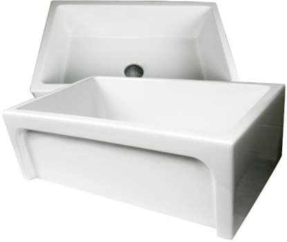 Nantucket Sinks CHATHAM30 - Farmhouse Apron Sink from Nantucket