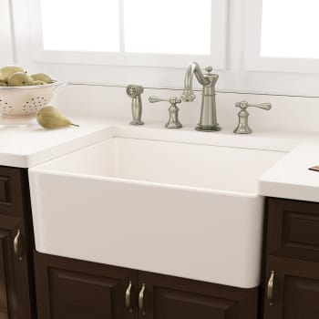 Nantucket Sinks Cape Collection TFCFS30 - White