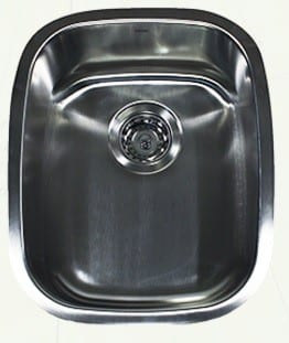 Nantucket Sinks Quidnet Collection NS20 - Bar Sink