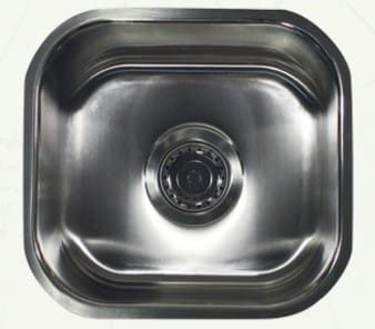 Nantucket Sinks Sconset Collection NS21 - Undermount Bar Sink from Nantucket