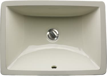 Nantucket Sinks Great Point Collection UM16X11B - Bisque