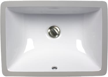 Nantucket Sinks Great Point Collection UM16X11 - White