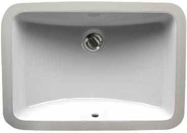 Nantucket Sinks Great Point Collection UM18X12 - White
