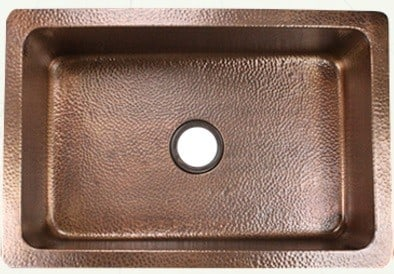 Nantucket Sinks CU302010HLA - Undermount Kitchen Sink from Nantucket