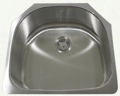 Nantucket Sinks Quidnet Collection NS03I - Undermount Kitchen Sink from Nantucket