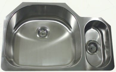Nantucket Sinks Sconset Collection NS0416 - Undermount Kitchen Sink from Nantucket