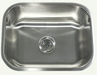 Nantucket Sinks Quidnet Collection NS09I - Undermount Kitchen Sink from Nantucket