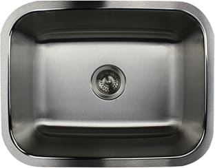 Nantucket Sinks Sconset Collection NS231816 - Undermount Kitchen Sink from Nantucket