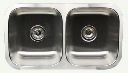 Nantucket Sinks NS5050 - Undermount Kitchen Sink from Nantucket