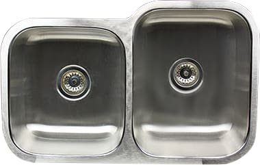 Nantucket Sinks Sconset Collection NS6040R16 - ns6040-r-16 Sink