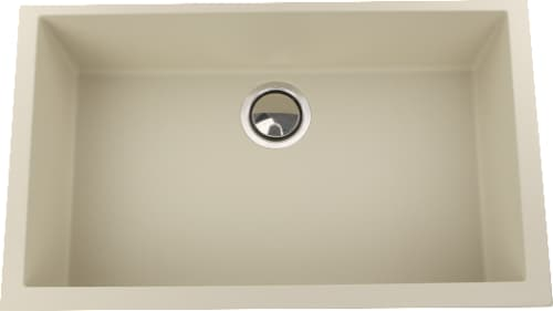 Nantucket Sinks Plymouth Collection PR3018S - Undermount Kitchen Sink from Nantucket