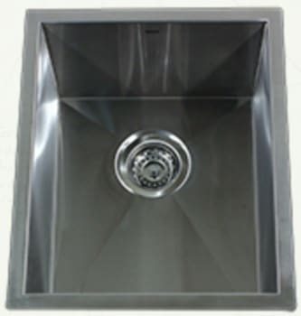 Nantucket Sinks Sconset Collection ZR1815 - Bar/Prep Sink from Nantucket