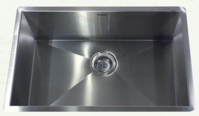 Nantucket Sinks Pro Series ZR281816 - Undermount Kitchen Sink from Nantucket
