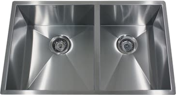 Nantucket Sinks Pro Series ZR3219OS16 - Undermount Kitchen Sink from Nantucket