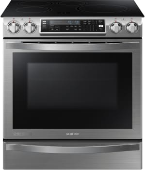 Samsung Chef Collection NE58H9970WS - Front View