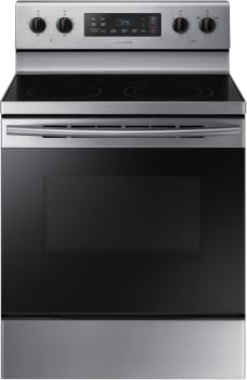 Samsung NE59K3310SS - 5.9 cu. ft. Freestanding Electric Range in Stainless Steel