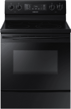 Samsung NE59K3310SB - 5.9 cu. ft. Freestanding Electric Range in Black
