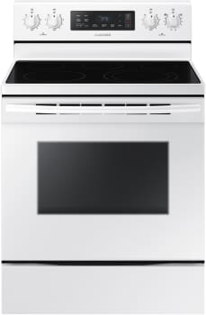 Samsung NE59K3310SW - 5.9 cu. ft. Freestanding Electric Range in White