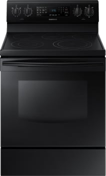 Samsung NE59J3420SB - 30 Inch Electric Range from Samsung