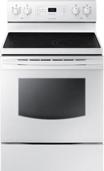 Samsung NE59J3420SW - 30 Inch Electric Range from Samsung