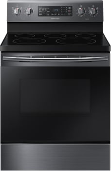 Samsung NE59M4320SG - Black Stainless Steel Front View