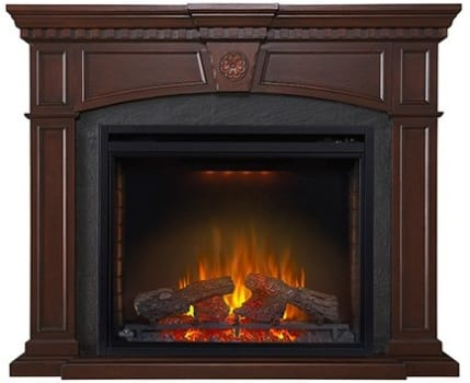 Napoleon Nefp330114m Harlow Fireplace Mantel With 33 Inch Indoor