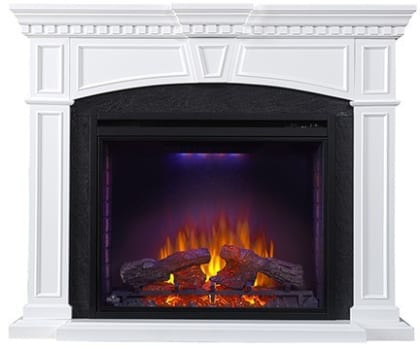 Napoleon Fireplace Mantel Series NEFP330214W - Napoleon's Taylor Fireplace Mantel Package