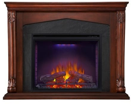 Napoleon NEFP330314BW - Napoleon's Monroe Fireplace Mantel Package