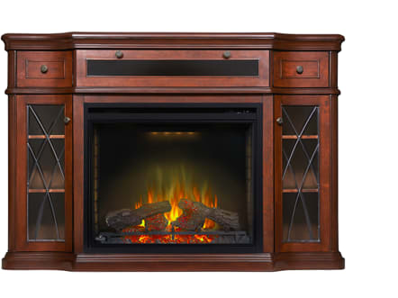 Napoleon Nefp330614am Colbert Fireplace Mantel With 33 Inch Indoor Electric Fireplace