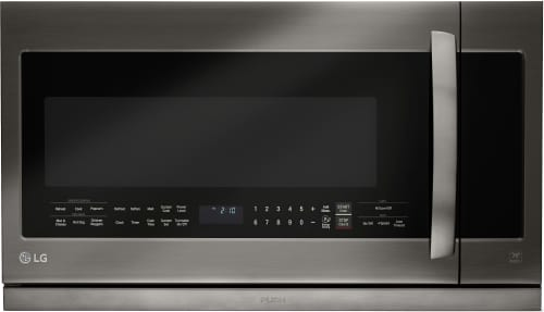 LG LMHM2237 - Black Stainless Front