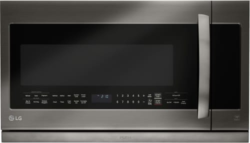 LG LMHM2237BD - 2.2 cu. ft. Over-the-Range Microwave Oven with 1,000 Cooking Watts - Featured View