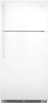 Frigidaire NFTR18X4QW - Featured View - White