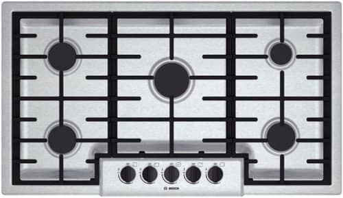 "Bosch 500 Series NGM5655UC - 36"" Gas Cooktop"