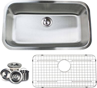 Nantucket Sinks Sconset Collection NS321916 - Main View